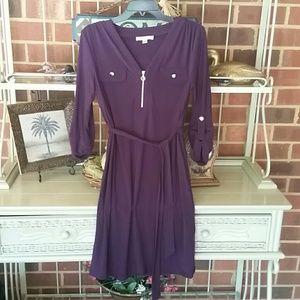 Dress, sz PS, purple color